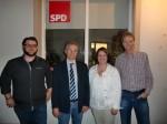 Treffen des SBG-Vorstands mit dem Landtagsabgeordneten Frank Henning