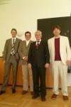 Treffen der SBG mit dem niedersächsischen Finanzminister am 22.07.2013 in Hannover