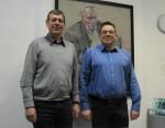 Treffen des SBG-Vorstands mit dem Landtagsabgeordneten Matthias Möhle