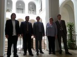 Treffen des SBG-Vorstands mit Herrn Staatsekretär Frank Doods am 15.07.2014 im MF in Hannover