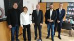 Treffen der Steuer-Basis-Gewerkschaft mit Herrn Minister Hilbers am 27 . 0 8.2018
